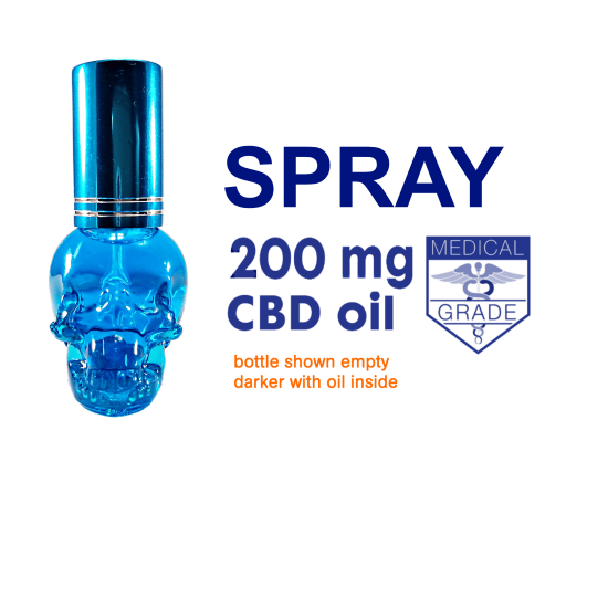 CBD Spray 200mg