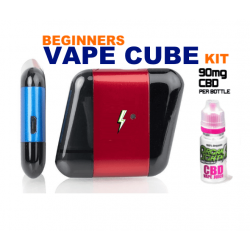CBD Vape Kit 90mg - Cube